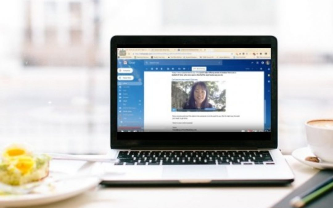 How to Embed a Video in Email