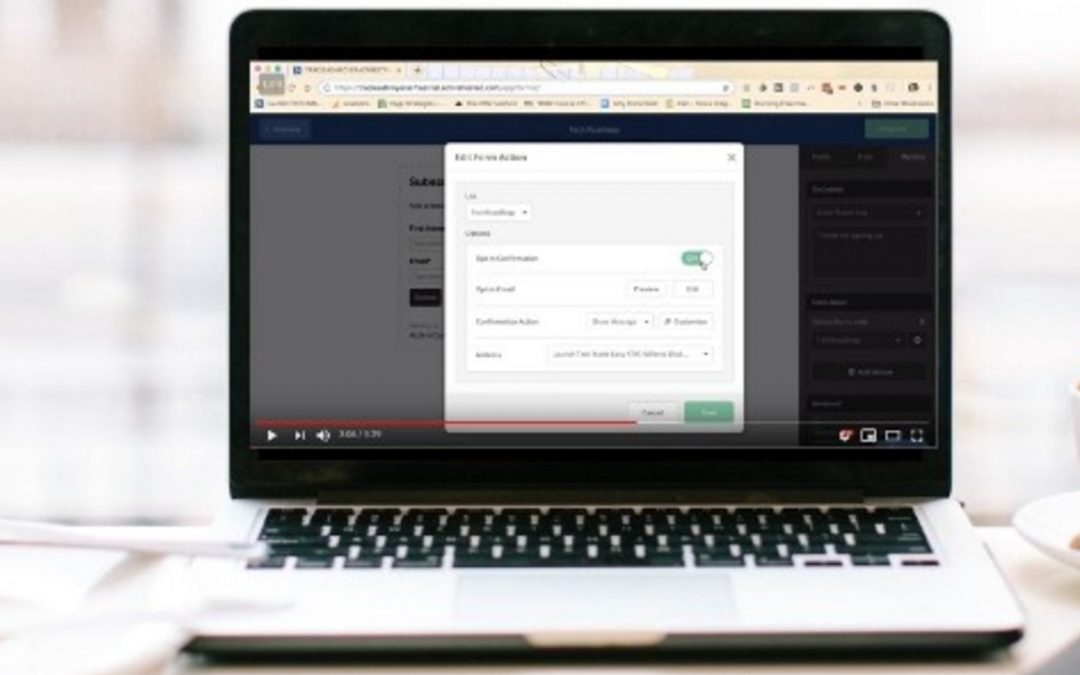 How to Turn Double Opt-in On and Off in ActiveCampaign (with Video Tutorials)