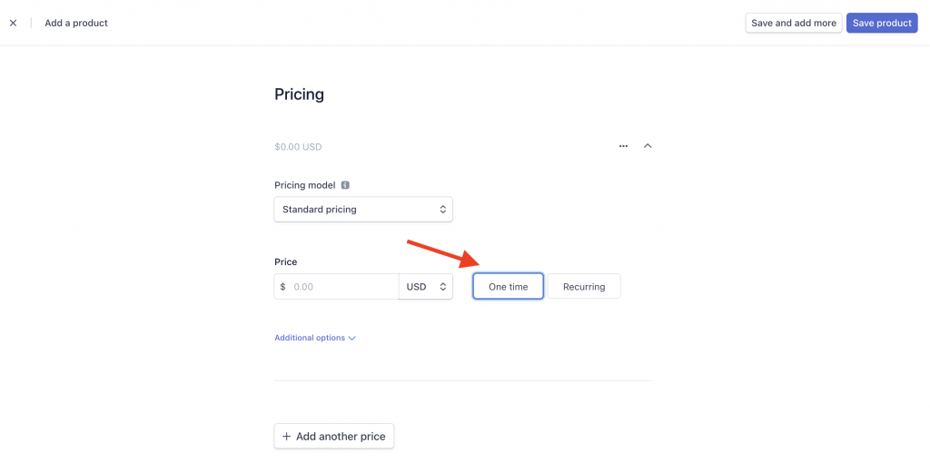 Integrate Leadpages with Stripe One time button